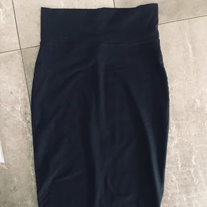 Bebe pencil skirt spandex size small